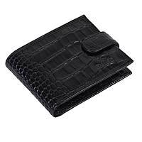Мужское портмоне Eminsa 1043-4-1 кожаное черное, фото 1
