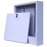 Шкаф коллекторный наружный №3 (700х580х120) 7-8 вых