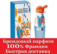 Moschino I Love Love /  Москино Ай Лав Лав люкс версия