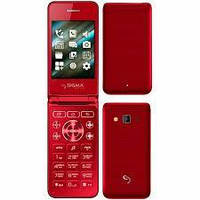 Мобильный телефон Sigma mobile X-style 28 Flip Red Spreadtrum SC6531CA 800 мАч