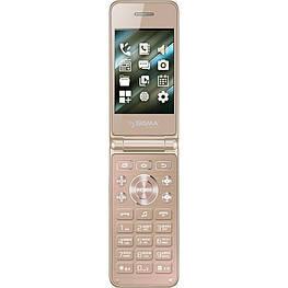 Мобильный телефон Sigma mobile X-style 28 Flip Gold Spreadtrum SC6531CA 800 мАч