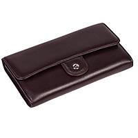 Женский кошелек кожаный коричневый Eminsa 2096-12-3, фото 1