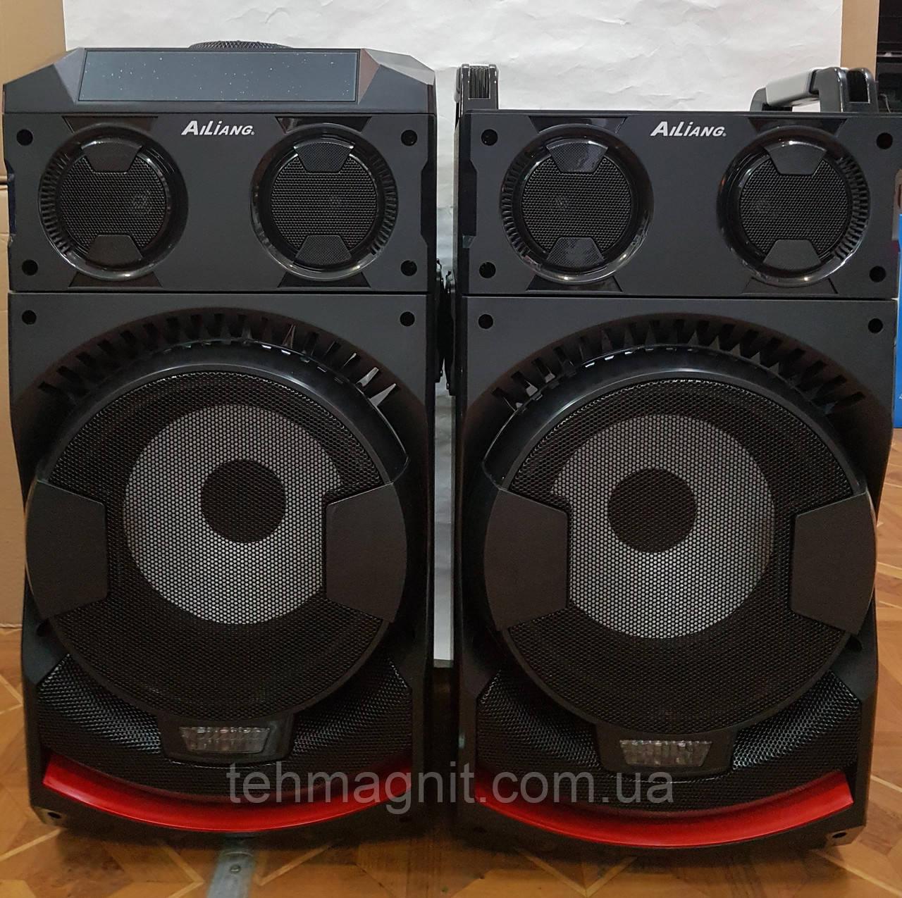 Активная акустическая система AILIANG UF-1021 DT/2.1, Bluetooth, Пульт ДУ ( Реплика )