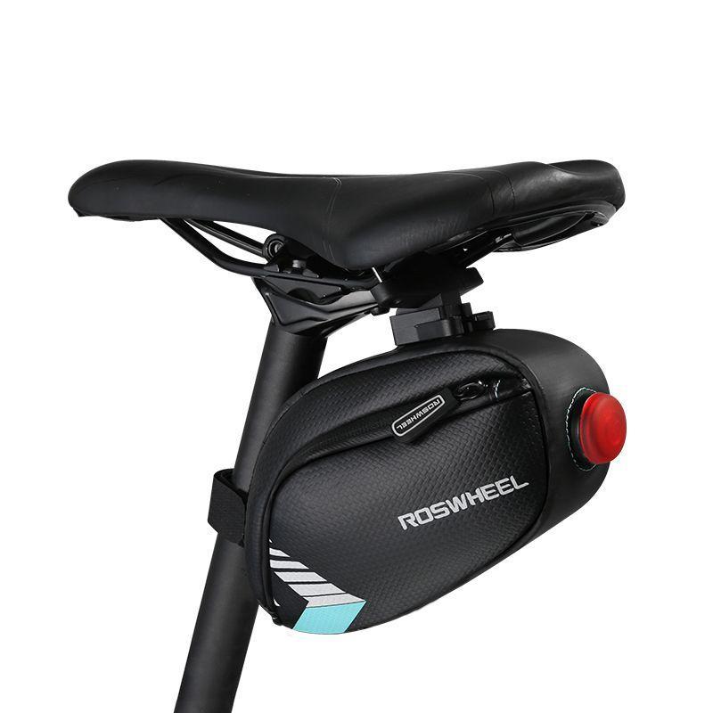 Велосумка ROSWHEEL под седло 131413-А