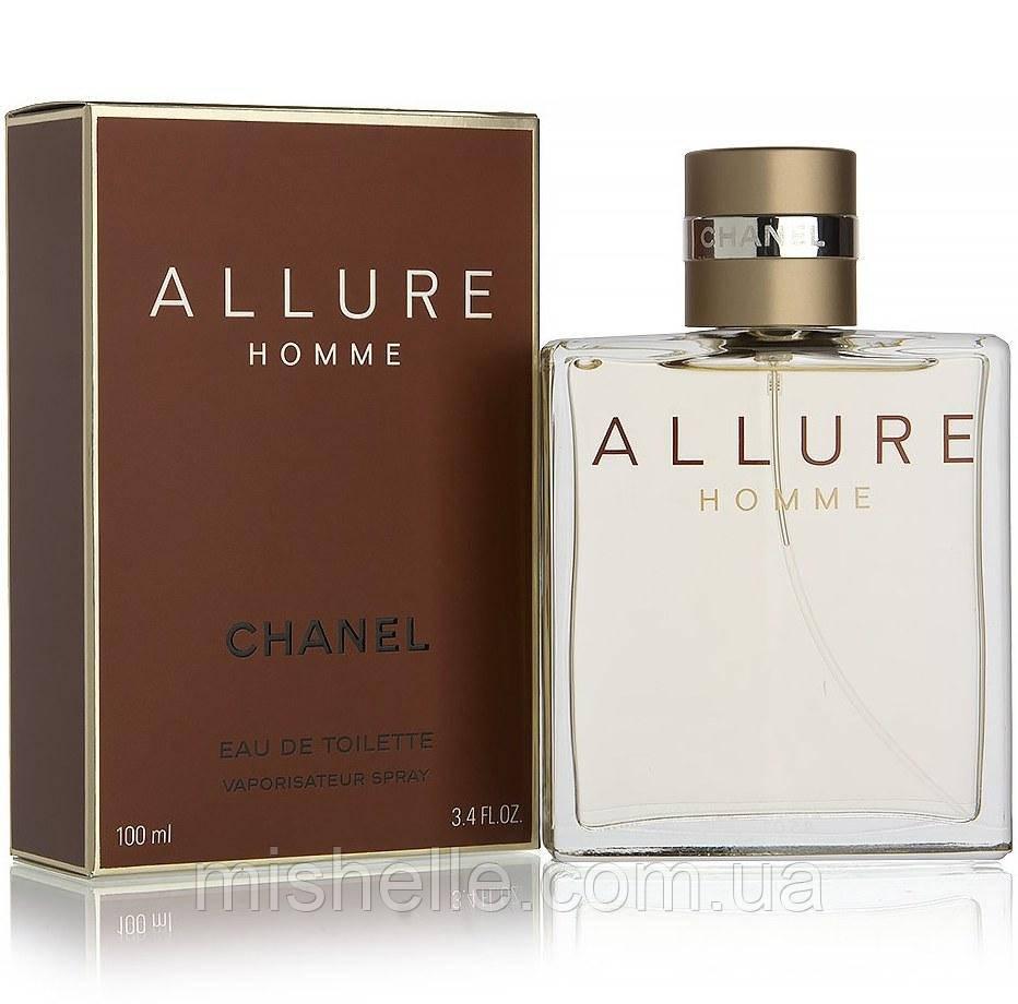 Мужской одеколон Chanel Allure Homme (Шанель Аллюр Хомм) реплика
