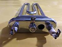 Тэн на стиральную машинку 1900 Вт. / 183 мм. с местом под датчик производство KAWAI Китай оригинал