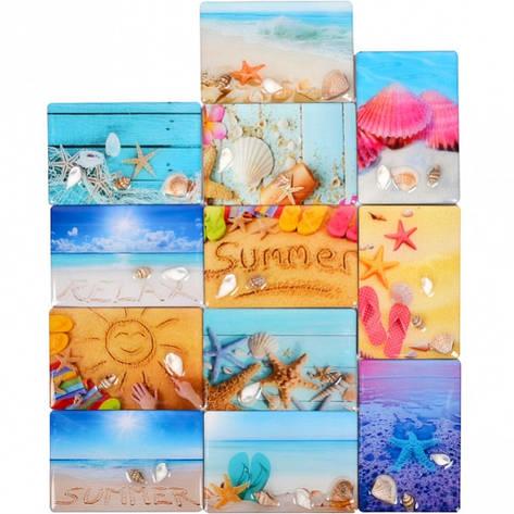 Магнит «Лето» 9×6 см, фото 2