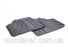 Оригінальні задні килимки салону BMW 3 (E90, E91) (51472336599)
