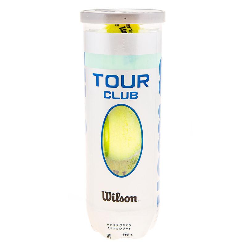 Мяч для большего тенниса Wilson Tour Club