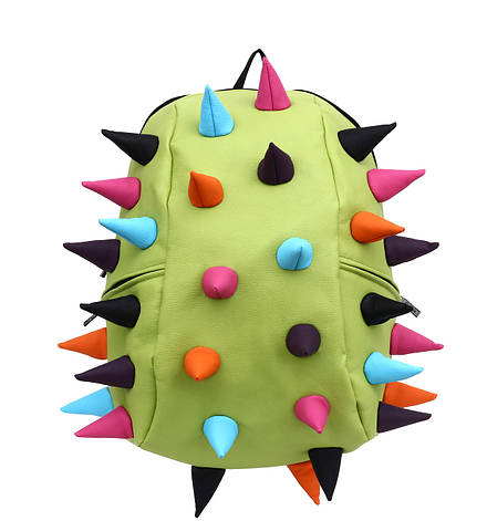 Рюкзак MadPax Rex Full цвет Lime Multi (лаймовый мульти), фото 2