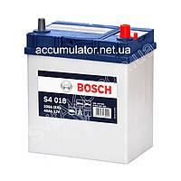 Аккумулятор автомобильный Bosch Silver S4 40А/ч
