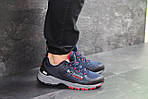 Мужские кроссовки Columbia Montrail (темно-синие), фото 4