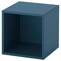 Навісна шафка IKEA EKET полка 35x35h35 granatowy (903.345.89)