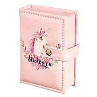 Шкатулка для украшений, 15*10*4.5см (pink)
