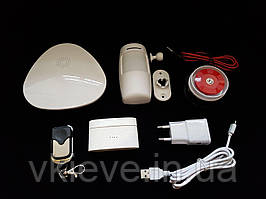 Беспроводная сигнализации WOFEA WiFi V10