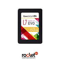 "Накопитель SSD 60GB Team L7 EVO 2,5"" SATAIII TLC (T253L7060GTC101), фото 1"