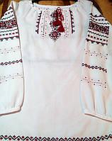 Вышиванка для девочки (ручная вышивка)''Традиция 2''