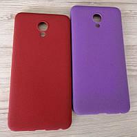 Чехлы для Meizu M5 Note Makavo силикон скраб с песчаной поверхностью