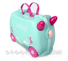 Дитячий валізу Trunki Фея Флора Flora