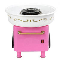 Аппарат для приготовления сладкой ваты на колесиках, Прочая мелкая бытовая техника