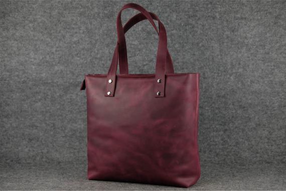 "Женская сумка ""Шоппер XL"" винтаж"