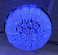 Люстра с LED подсветкой и пультом управления 35115-500 50см