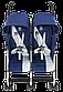 Коляска для двойни Maclaren  прогулочная TWIN Triumph Blue/Silver WM1Y120042 , фото 2