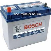 Аккумулятор автомобильный BOSCH SILVER S4 45А/ч