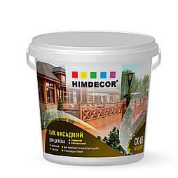 Акриловий фасадний лак для дерева Himdecor Шедевр CK-05 глянсовий