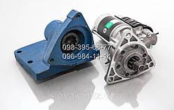 Комплект: переоборудования под стартер: Переходник ПДМ+стартер Slovak 2,8квт МТЗ, ЮМЗ, Т-150