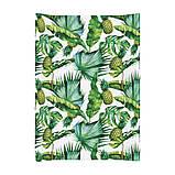 Пеленатор Ceba Baby Flora & Fauna 70/80*50 пеленальная доска, фото 2