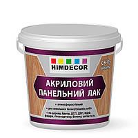 Акриловий Панельний лак Himdecor Шедевр СК-05 напівматовий