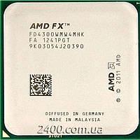 Процесор AMD FX-4300 3.8 GHz (FD4300WMW4MHK) Socket AM3+ 95W