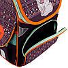 Ранец школьный ортопедический с жестким каркасом GoPack 5001-4, фото 2