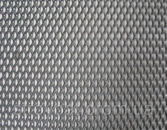 Сетка просечно-вытяжная, ячейка 2,0х8,0 - СтройБАТ. Стройматериалы. в Харькове