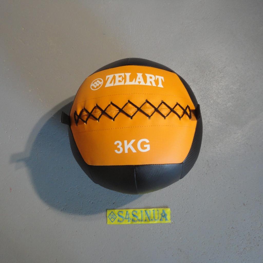 М'яч для кросфита і фітнесу Wall Ball (3кг)