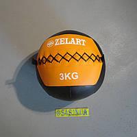 Мяч для кросфита и фитнеса Wall Ball (3кг)