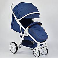 Прогулочная коляска JOY 6881 цвет NAVI