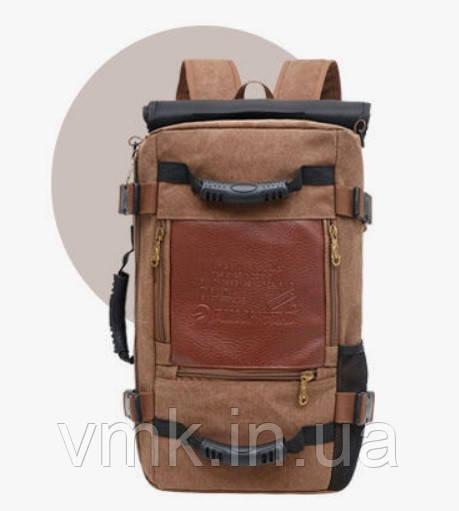 6ef5d6e1 Спортивная сумка-рюкзак (трансформер) 50*30*20 см, цена 670 грн., купить в  Киеве — Prom.ua (ID#728464945)