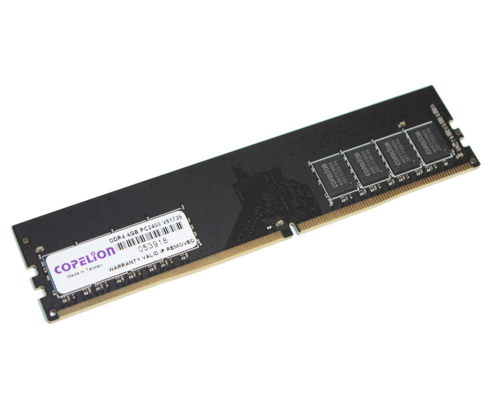 Модуль памяти DDR4 4Gb 2400 MHz Copelion (4GG5128D24) `