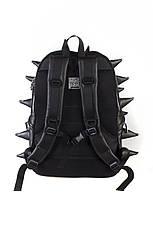 Рюкзак MadPax Rex Full цвет Heavy Metal Spike Black (черный), фото 3