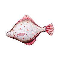 Подушка-рыба Gaby Камбала 40х30см(3KB2029)