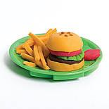 """Tutti-Frutti Набор для лепки """"Гамбургеры"""", фото 5"""