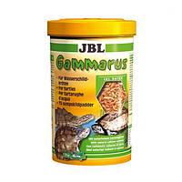JBL Gammarus,  1000ml/110g очищеный гамарус корм для водных черепах ахатин улиток