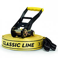 Слэклайн Classic line X13 15 m Slackline Set Gibbon