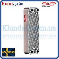 Пластинчатый теплообменник SWEP E8Tx40/1P-SC-S 4*3/4 75-90 кВт