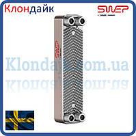 Пластинчатый теплообменник SWEP ВХ8Tx20/1P-SC-S (4*3/4&16) 28-35 кВт