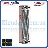 Пластинчатый теплообменник SWEP ВХ8Tx40/1P-SC-S (4*3/4&16) 66-90 кВт