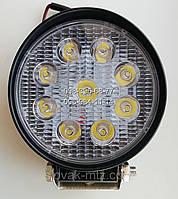 Дополнительная светодиодная (LED) фара,  27 Вт,.