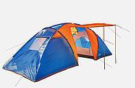 Палатка кемпинговая шестиместная Coleman 1002 (Польша), фото 1